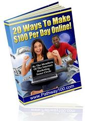 make $100 per day online